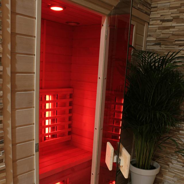 Privé infrarood sauna
