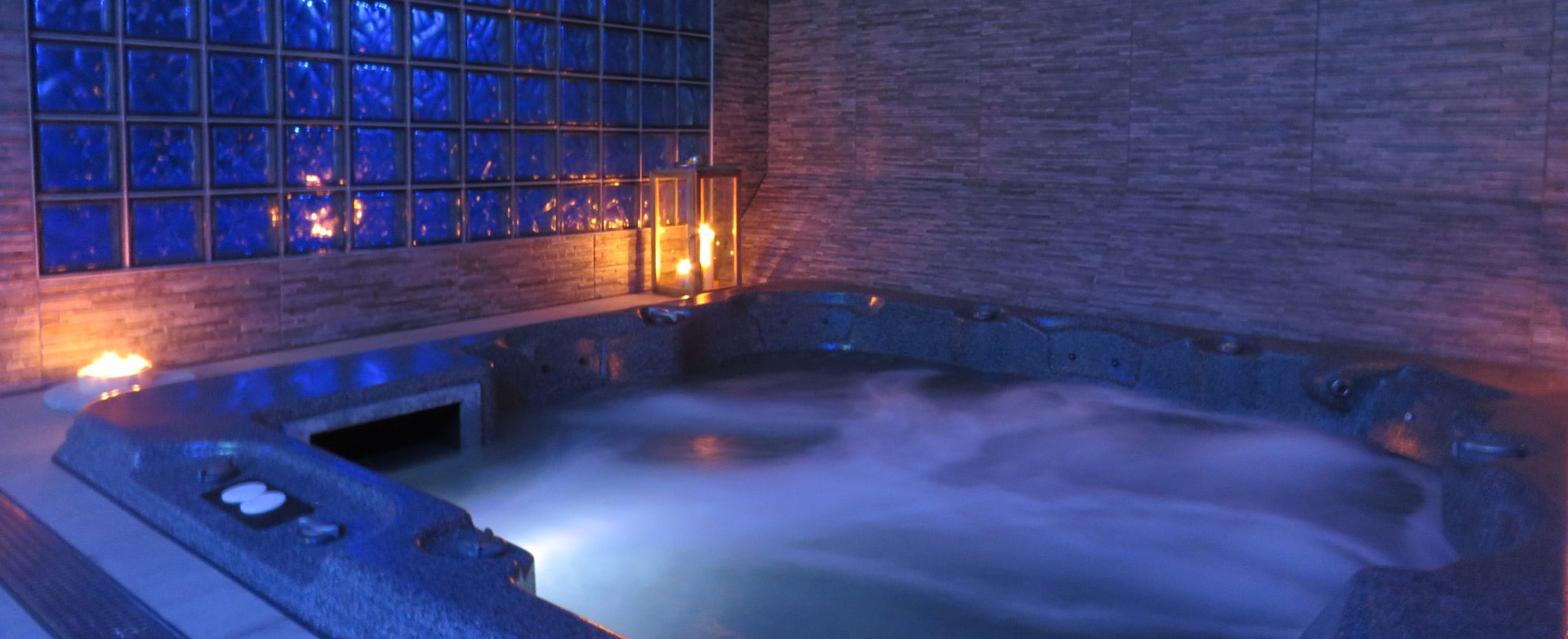 jacuzzi ontspannende therapie