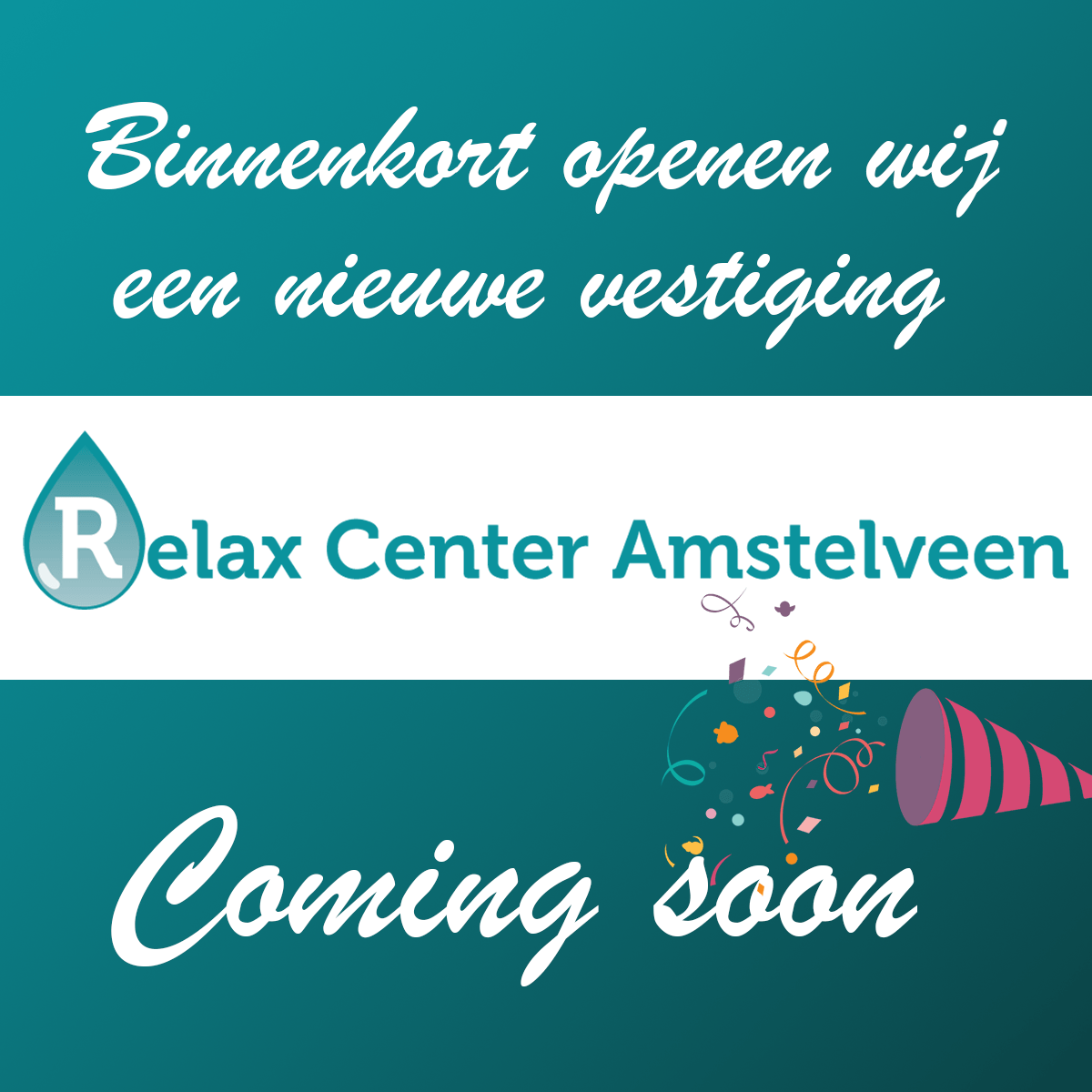 Relax Center Amstelveen