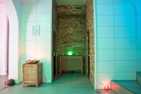 Privé-wellness-sauna
