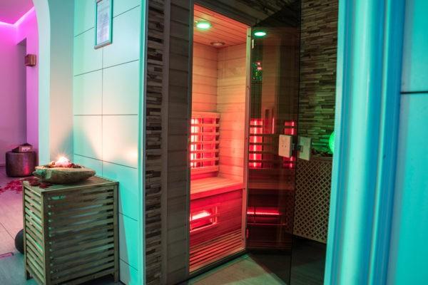 Privé-wellness-infrarood-sauna
