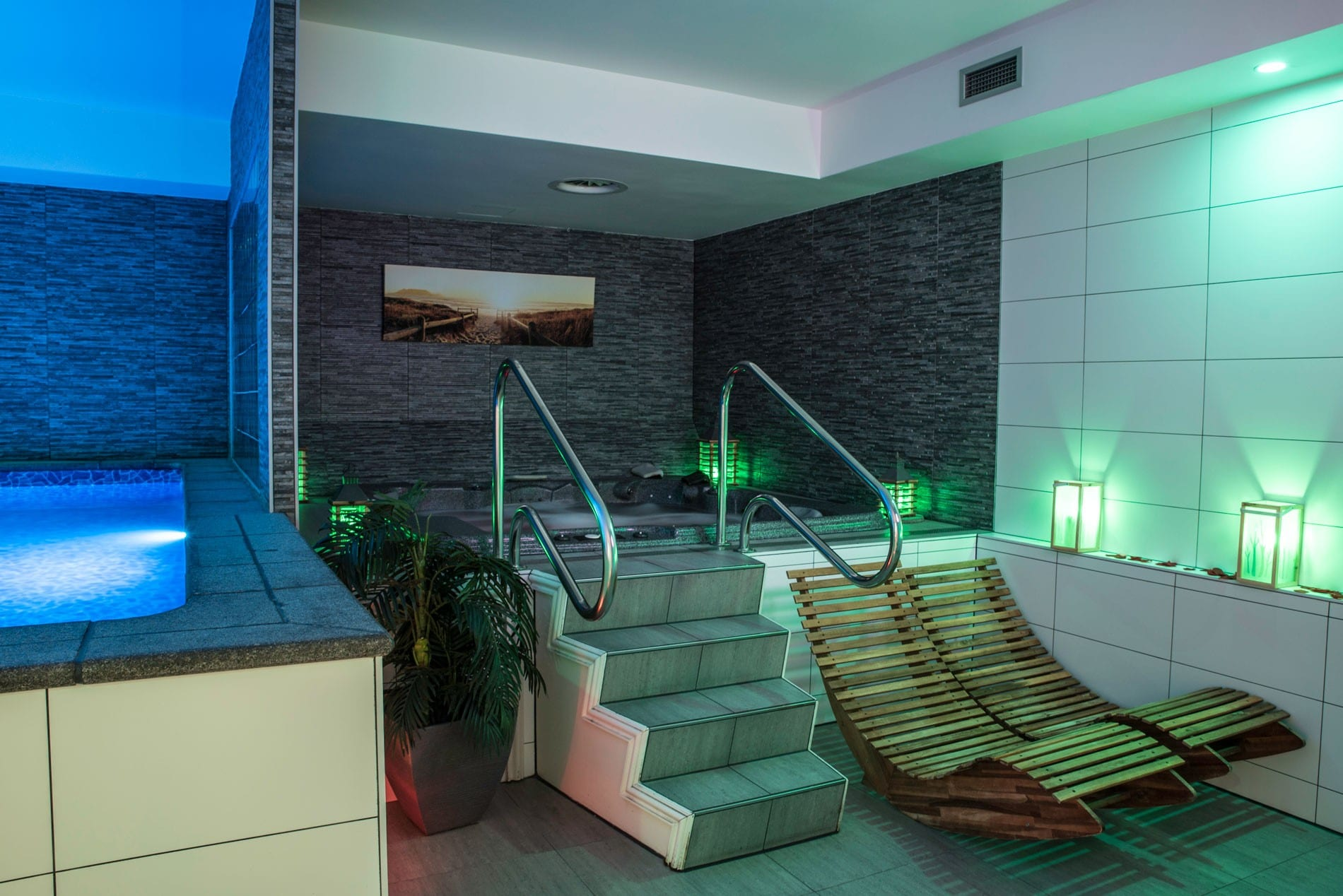 prive wellness jacuzzi
