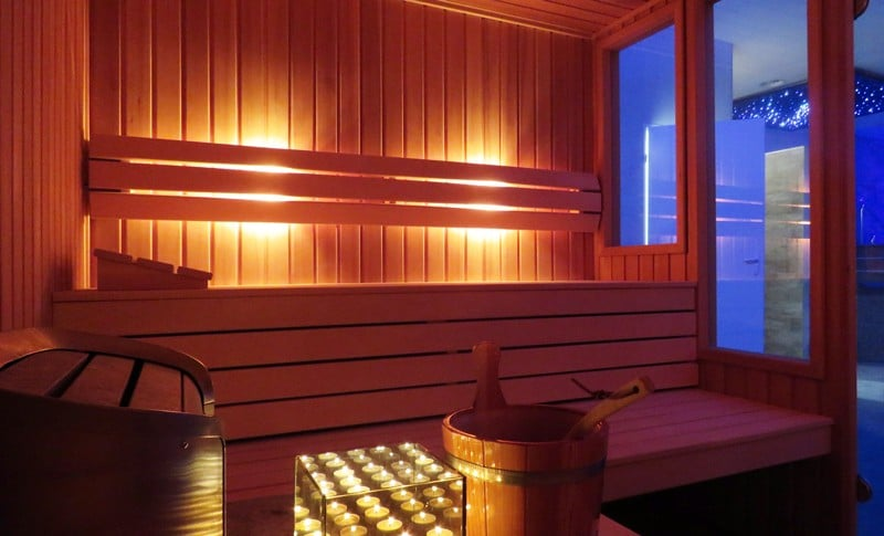 Relax Center Amstelveen prive sauna