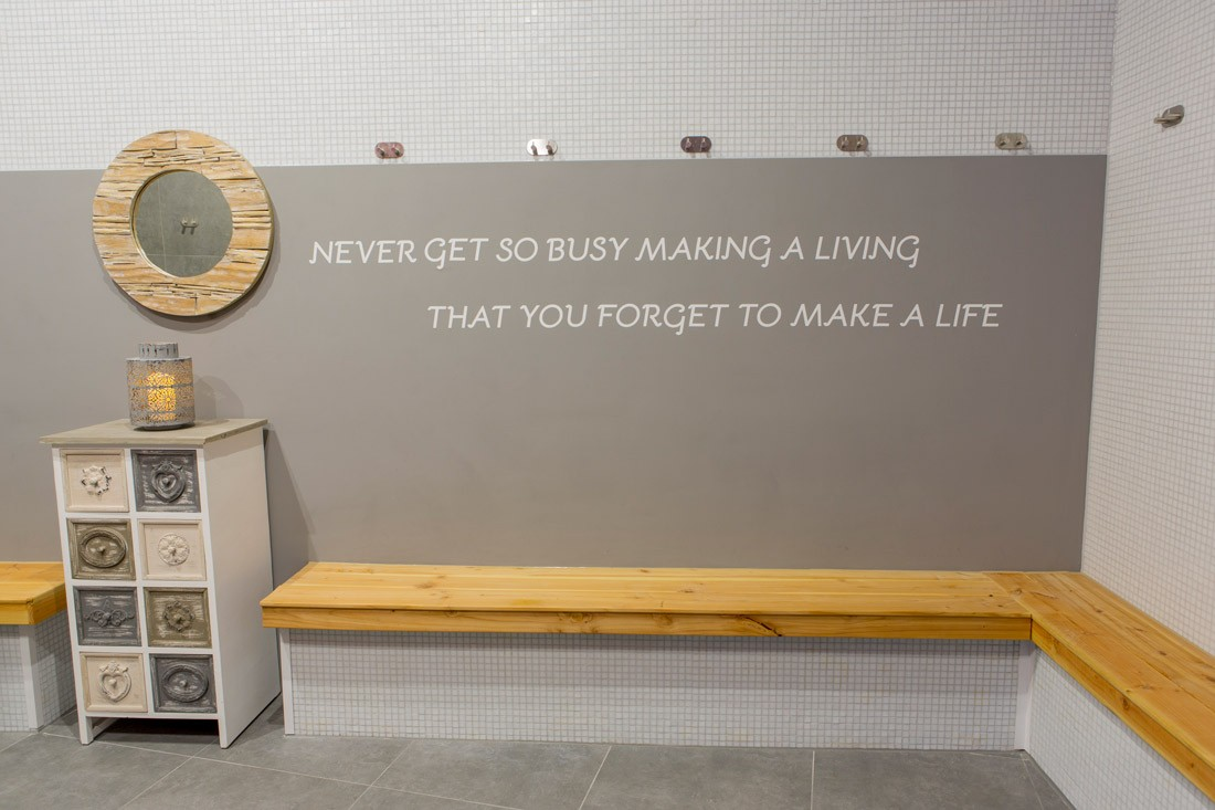 Relax Center Amstelveen-never-get-so-busy-making-a-living-that-you-forget-to-make-a-life