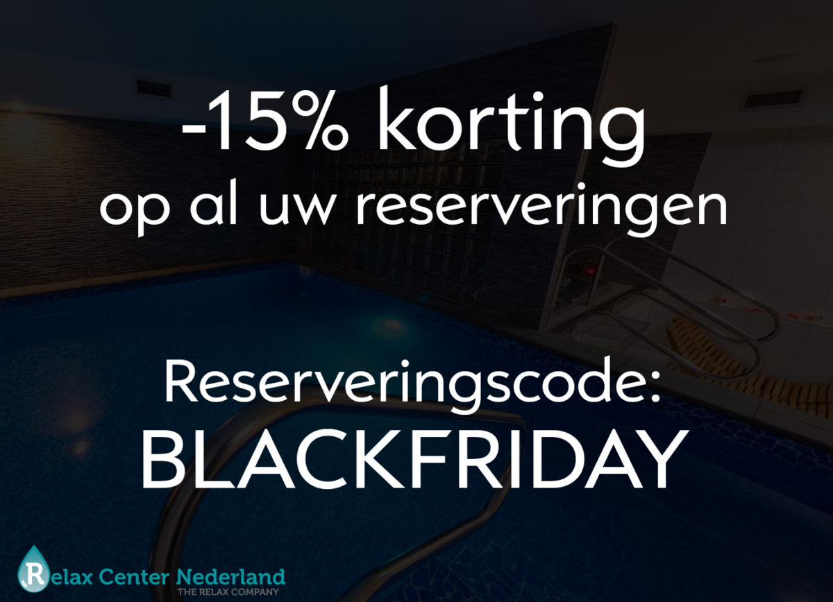 black friday relax center nederland
