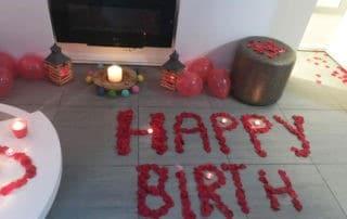 verjaardag arrangement relax center zaanstad