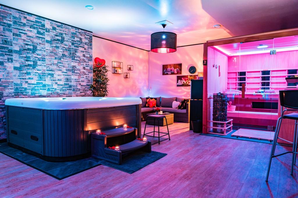 relax center zeist prive sauna