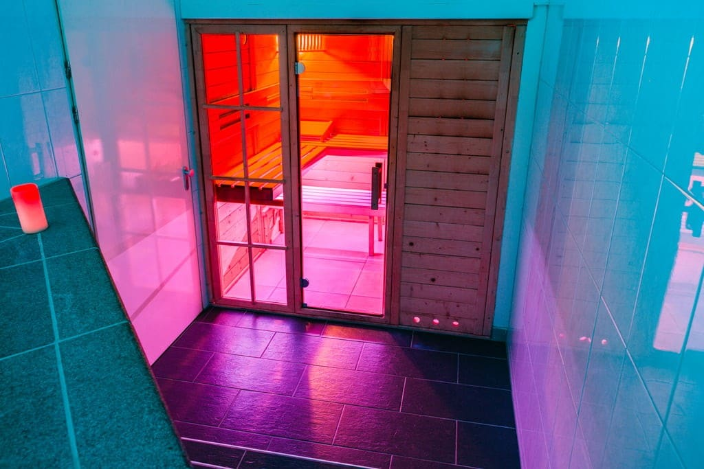 prive sauna kleurtherapie relax center eemland