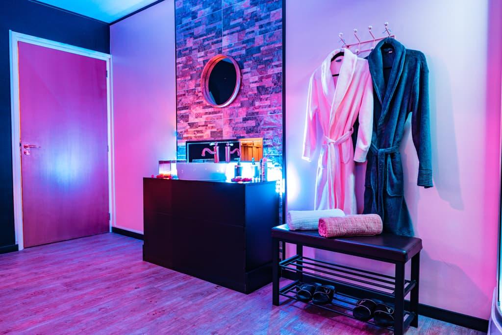 relax center zeist badjassen waskraan prive spa