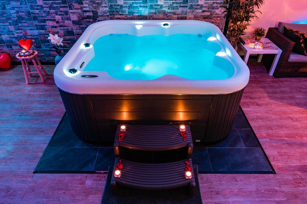 jacuzzi wellness relax center zeist